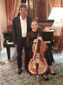 Cello und Klavier