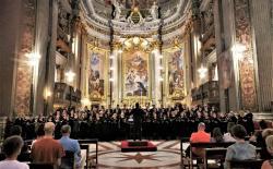 Gastkonzert in Rom